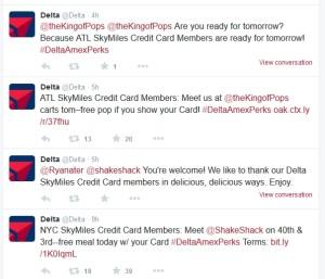 delta tweets