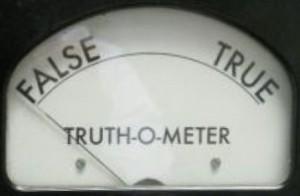 true or fales