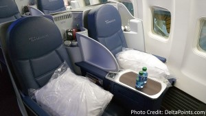 deltaONE seat 757 delta points blog