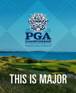 from app 2015 PGA Championship Whistling Straits Kohler Wisconsin