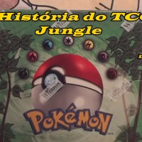 A História do TCG: Jungle
