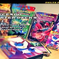 CONHECENDO OS STARTER DECK'S - Parte 1