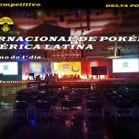 INTERNACIONAL DE POKÉMON DA AMÉRICA LATINA - Resumo do 1º dia