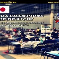 TOP 8 DA CHAMPIONS LEAGUE DE AICHI - Decklist dos 8 primeiros colocados da liga A japonesa em Aichi