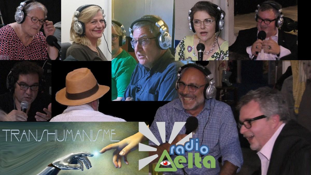1,2,3, Soleil ! – 10 – 29 septembre 2017 – Podcast et vidéo de l'émission 10 de 1,2,3 Soleil ! sur RadioDelta : « Transhumanisme »