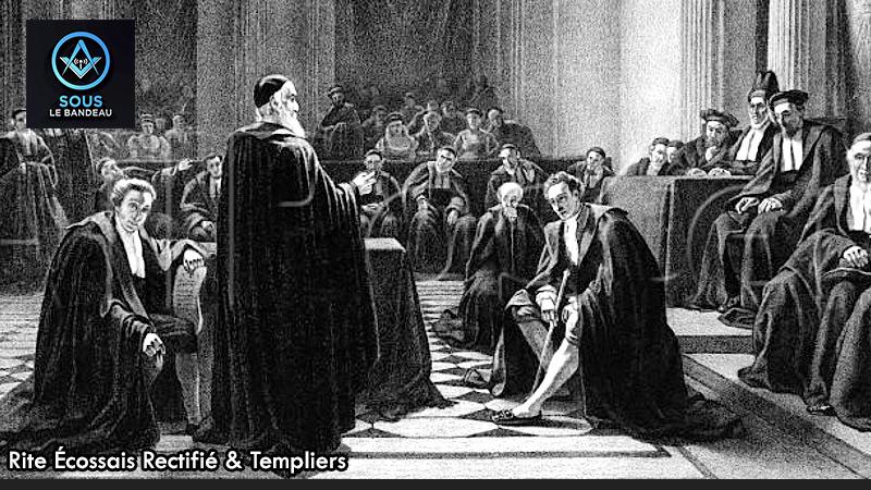 Sous le bandeau – n°2 : Rite Écossais Rectifié & Templiers