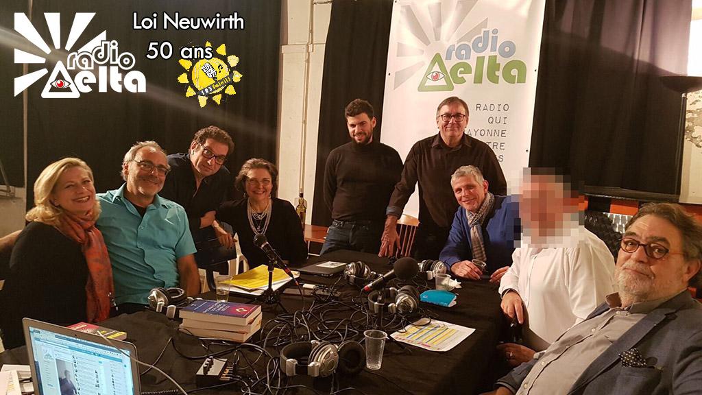 1,2,3, Soleil ! – 12 – 24 novembre 2017 – Podcast de l'émission : « Les Francs-maçon.ne.s dans la Cité, 50 ans de loi Neuwirth »