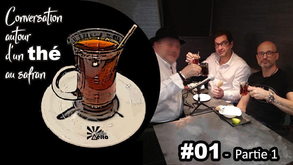 Conversation autour d'un thé au safran #1 : « Le réel – 1ère partie » – Frédéric-Pierre Isoz – 18 avril 2019 – Podcast