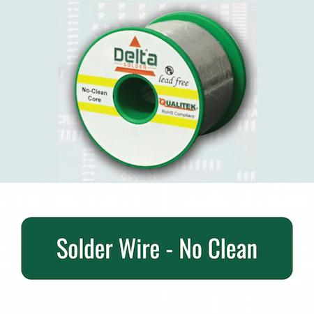 Sn42Bi58 Solder Wire | Solder Wire No Clean Delta Solder