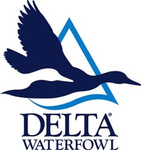 Delta waterfowl logo the duck hunters organization