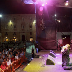 Piazza IV Novembre Stage, Umbria Jazz Festival, Perugis Italy