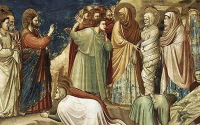 Resurrezione Lazzaro