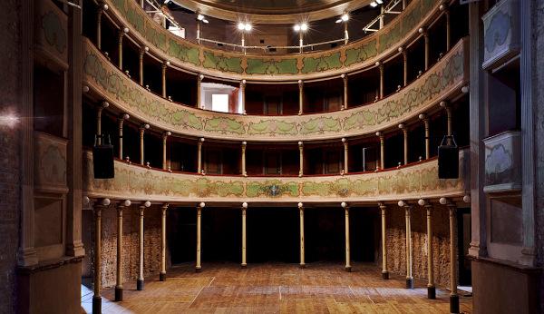 Teatro Sociale di Gualtieri (RE)