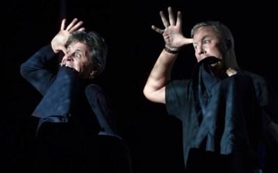 Mikhail Baryshnikov, Bob Wilson