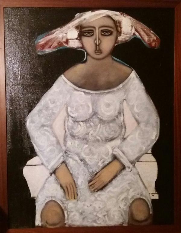Un quadro di Tommaso Guarino