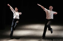 coreografia Anne Teresa de Keersmaeker