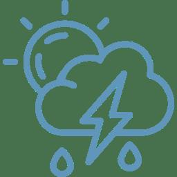 Modify price based on weather