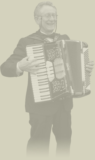 Accordion Player And One Man Orchestra Joe Deluca