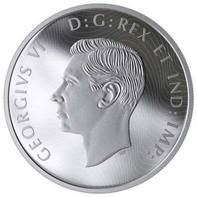 2019 $125 Fine Silver Coin - 75th Anniversary of the Normandy Campaign Operation Tonga Obverse