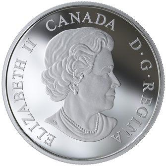 2019 $20 Fine Silver Coin - Give Peace a Chance 50th Anniversary OBV