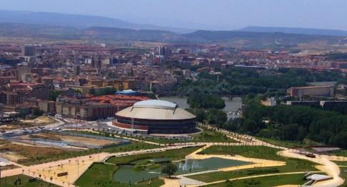 Logroño - Parque de la Ribera - crédito WikimediaCommons (2) 2