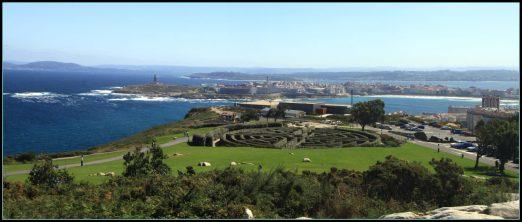 Parque do Monte de San Pedro, A Coruña 1