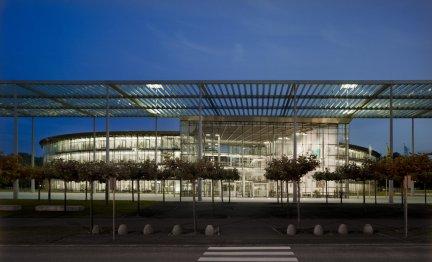 Sede Central Bayer, Leverkusen, Alemania