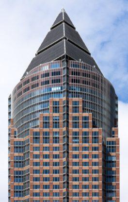 MesseTurm, Frankfurt, Alemania