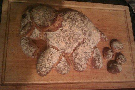 Cheeky loaf!