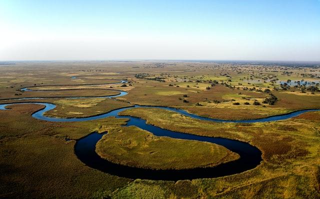 Selinda Spillway Botswana