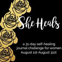 She Heals Journal Activity