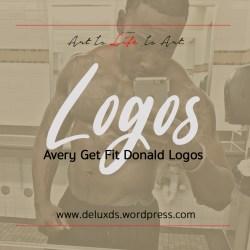 Logos - AveryGetFitDonald