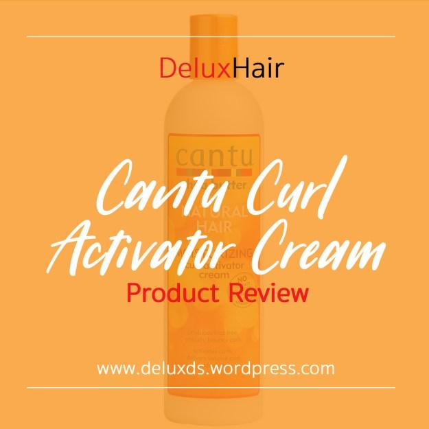Cantu Curl Activator Cream