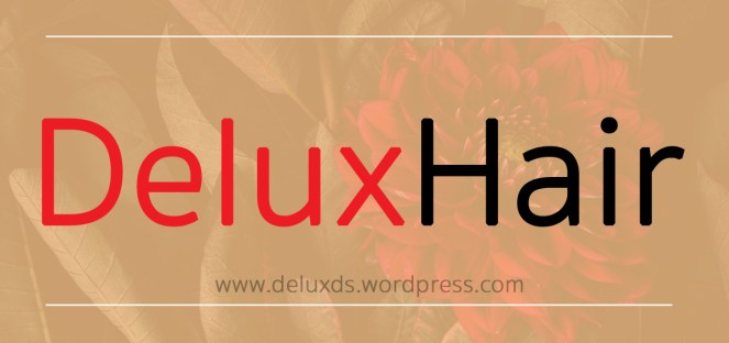 DeluxHair Sign