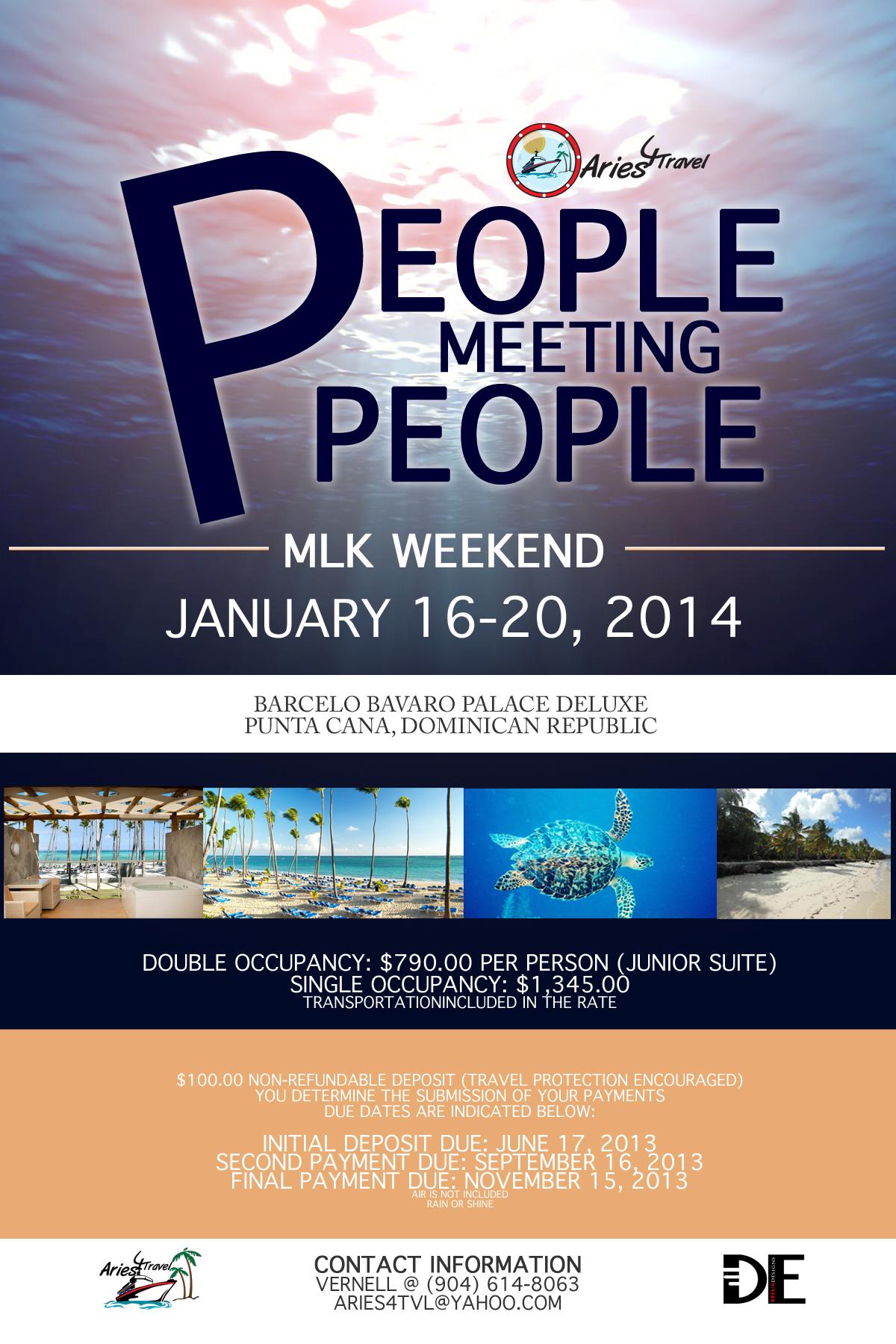 People Meeting People