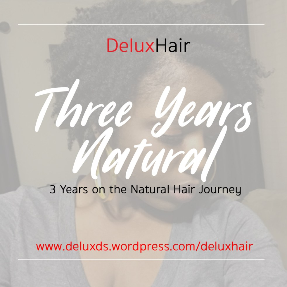 Three Years Natural