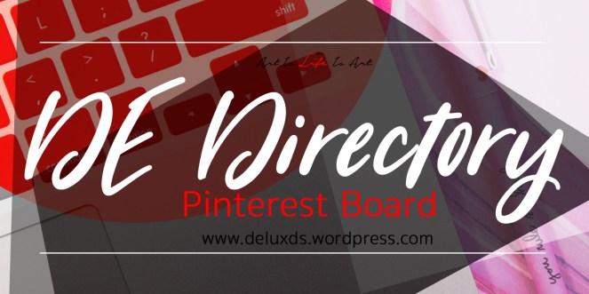 Directory banner pinterest