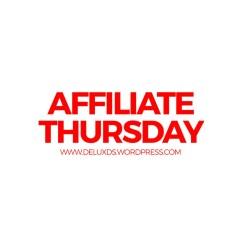 Affiliate Thursday