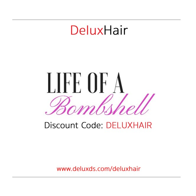 Life of a Bombshell Discount Code