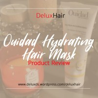 DeluxHair - Ouidad Hydrating Hair Mask Product Review