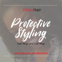 DeluxHair - Protective Styling with Wigs