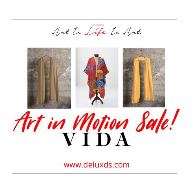 Art in Motion Sale