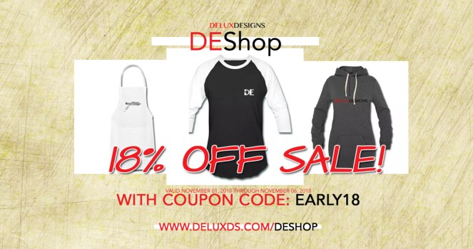 DE Shop Sale