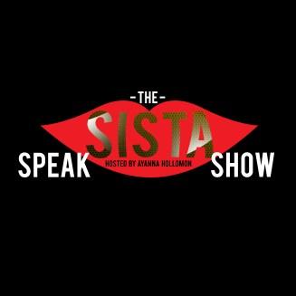The Sista Speak Show WB2 white