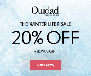 DeluxHair - Ouidad Winter Liter Sale