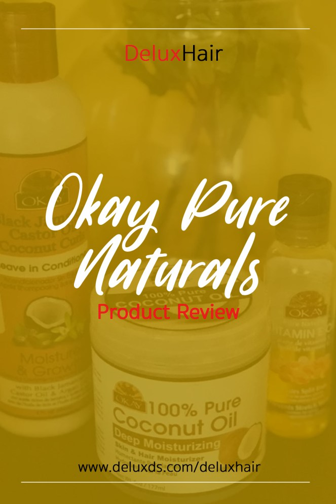 Okay Pure Naturals Product Review pinterest