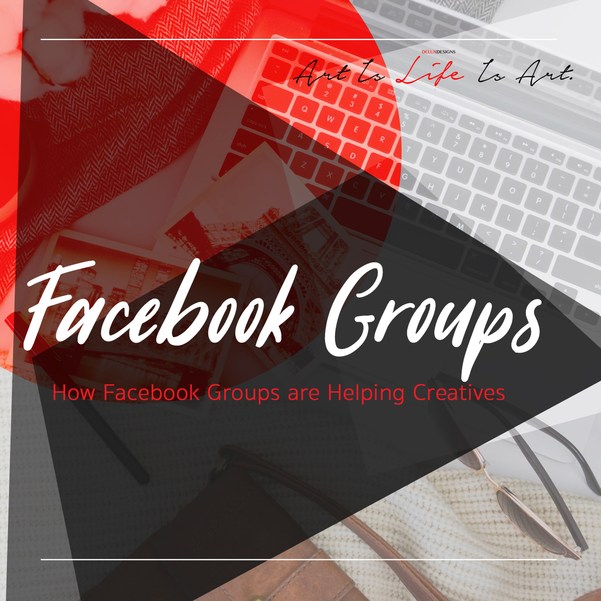 How Facebook Groups are Helping Creatives