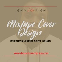 Mixtape Cover Designs - Relentless