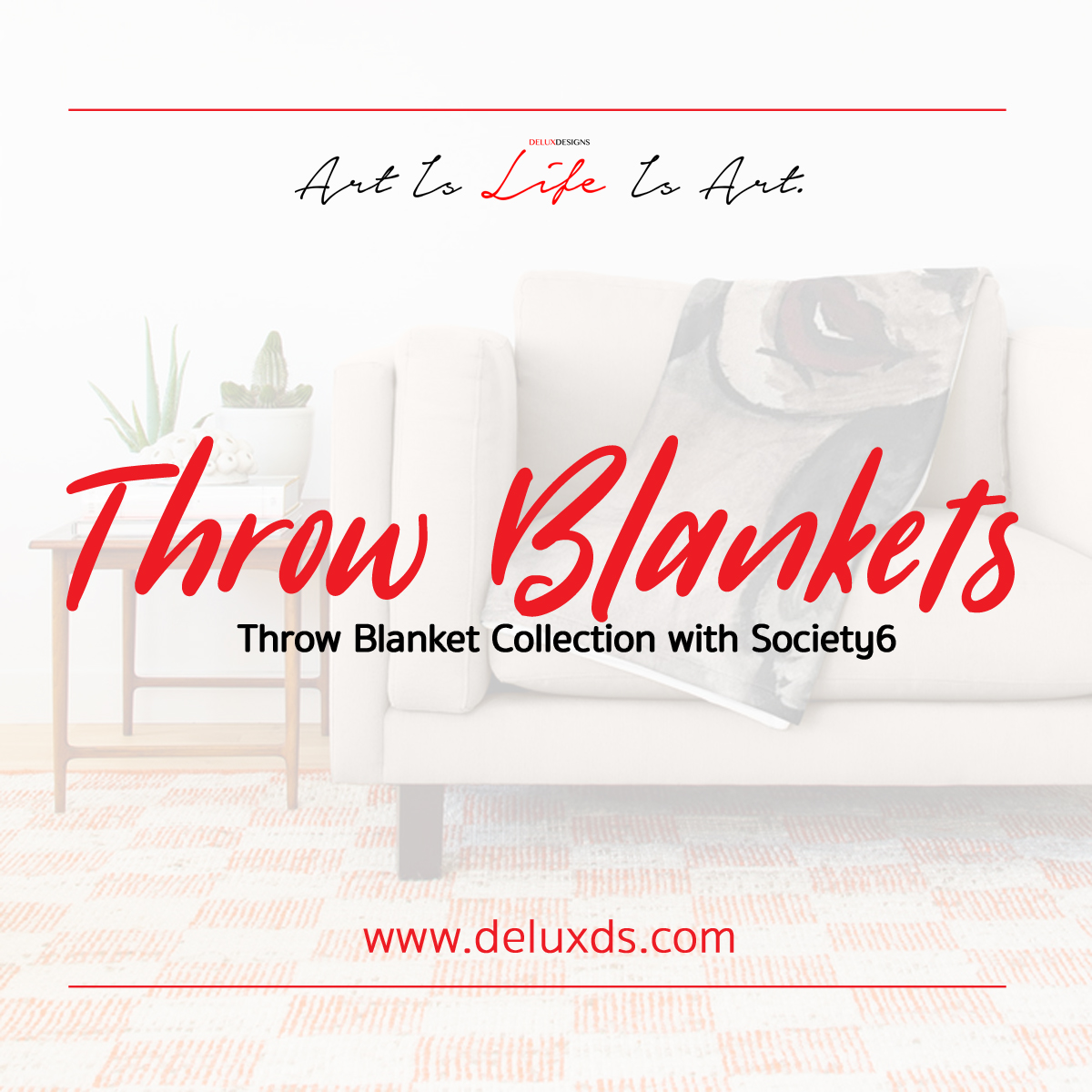 Throw Blanket Collection