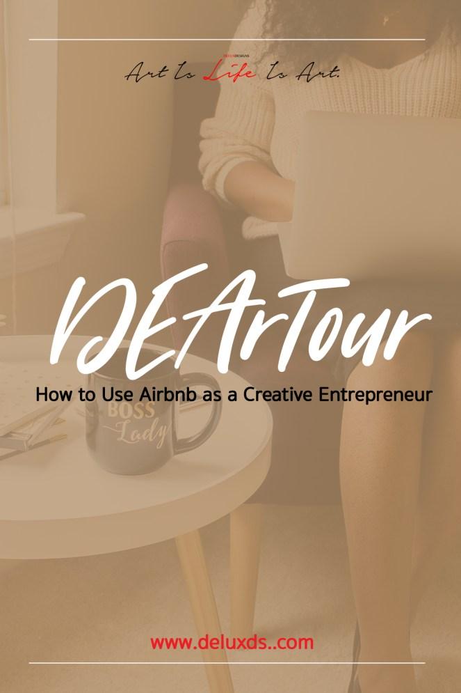 Airbnb pinterest
